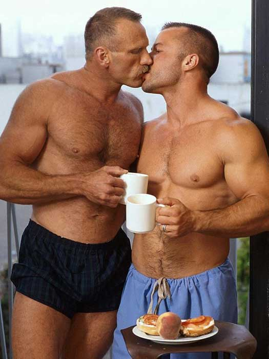 Gay dad and son gallery