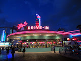 Mel's Drive-In, at the Universal Studios theme park