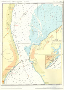 Russian internal water ways atlas kuib_vdhrn18