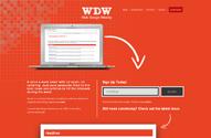 Web Design Weekly