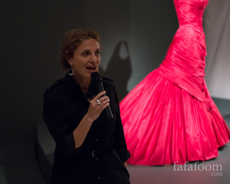 Jill D'Alessandro, Curator of Costume and Textile Arts, Fine Arts Museums of San Francisco.