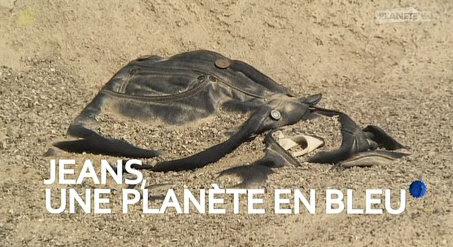 D¿insy Planeta w kolorze blue / Jeans a Faded Blue Planet (2010) PL.TVRip.XviD / Lektor PL