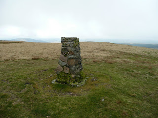 Lank Rigg Summit Trig Point