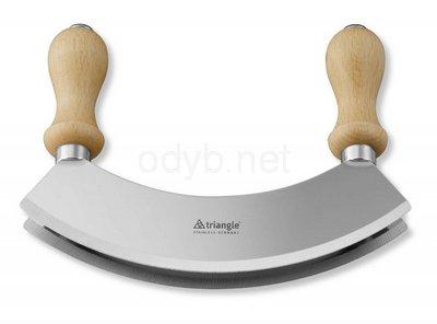 Knife Large Wood Handle Kitchen Chopping