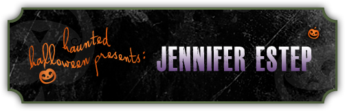 Haunted Halloween with Janenifer Estep and a giveaway!