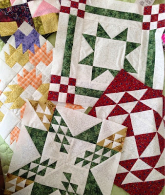 Quilt Patterns and Quilt Stories, The Quilt Ladies