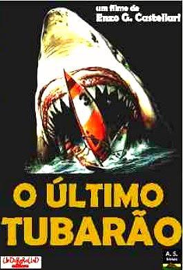 Filme Poster O Último Tubarão DVDRip XviD & RMVB Dublado