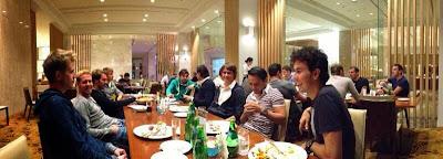 заседание пилотов GPDA на Гран-при Кореи 2013
