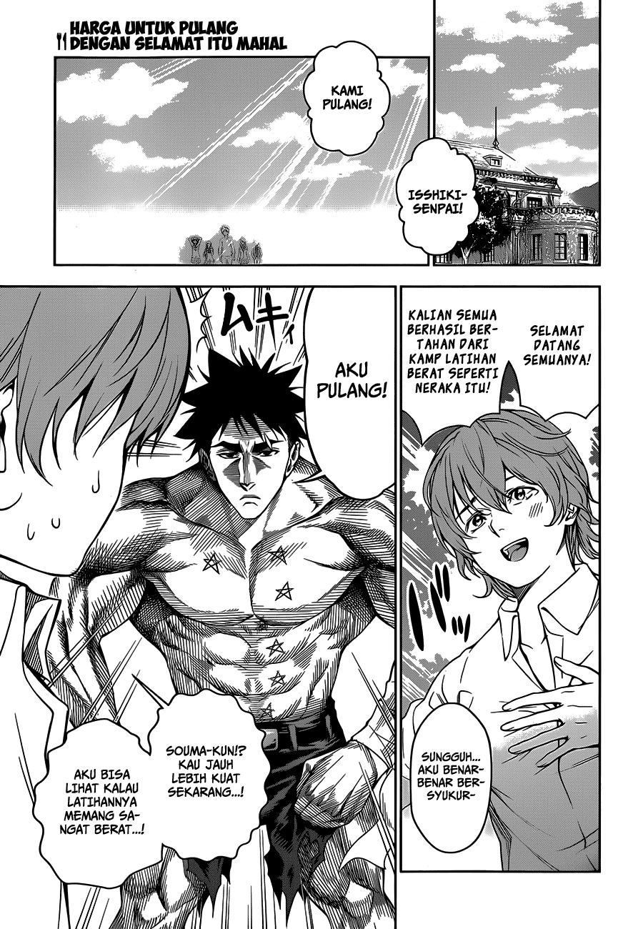 Shokugeki no Souma Chapter 28-1