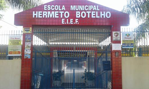 Escola HERMETO BOTELHO Ensino DE 1º GRAU, R. Amador Alves de Oliveira - Jardim America, Paranavaí - PR, 87705-170, Brasil, Colégio_Privado, estado Paraná
