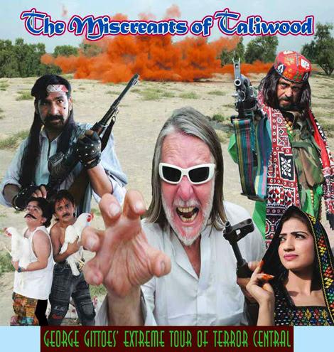 Niewierni w¶ród talibów / The Miscreants of Taliwood (2009) PL.TVRip.XviD / Lektor PL