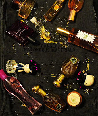 Kittenish's Perfume Collection Photo