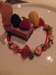 8th course of Edward Kwon's special dinner at Park Rotana's Teatro