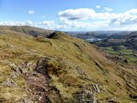 Ridge to Helm Crag