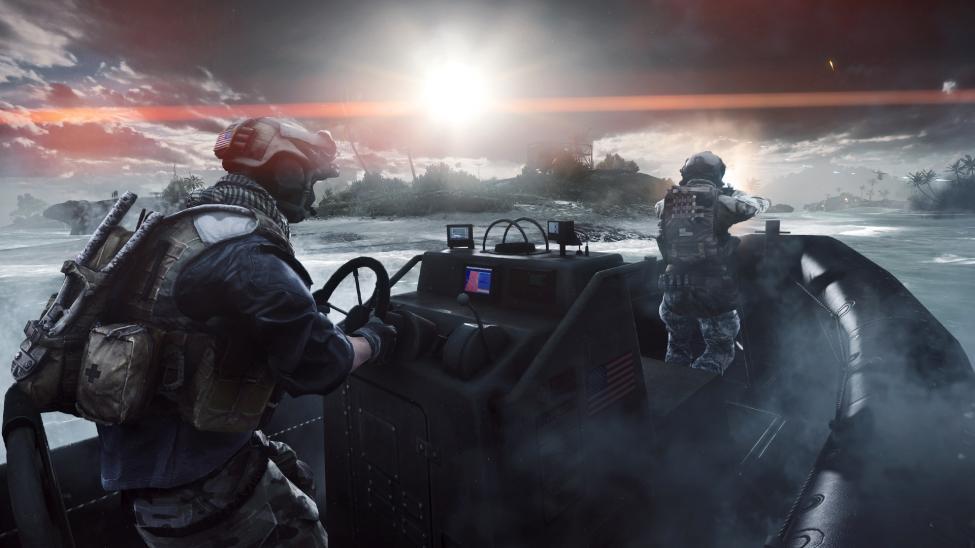 Chiến đấu trong Battlefield 4 đẹp như phim hành động - Ảnh 7