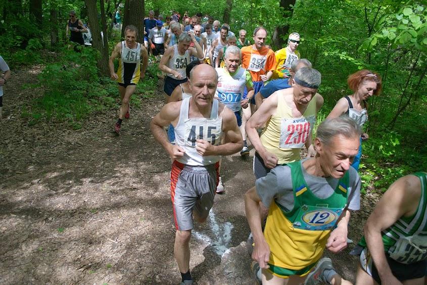 Фото.9 мая 2014. Легкоатлетический пробег в честь Дня победы