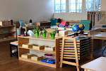 The Palos Verdes campus preschool rooms feature a full range of high-quality Montessori materials--materials that are different than the toys you find in your home or other preschools.