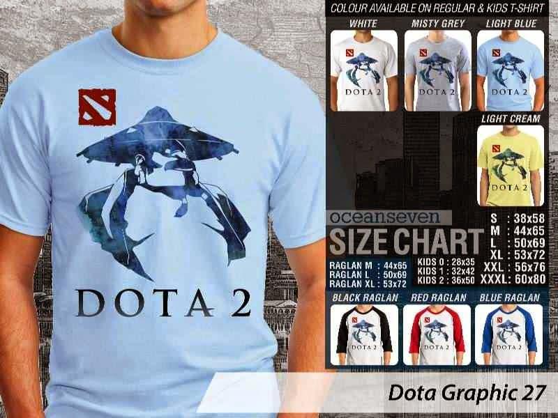 KAOS DotA Defense of the Ancients 27 Game Series distro ocean seven