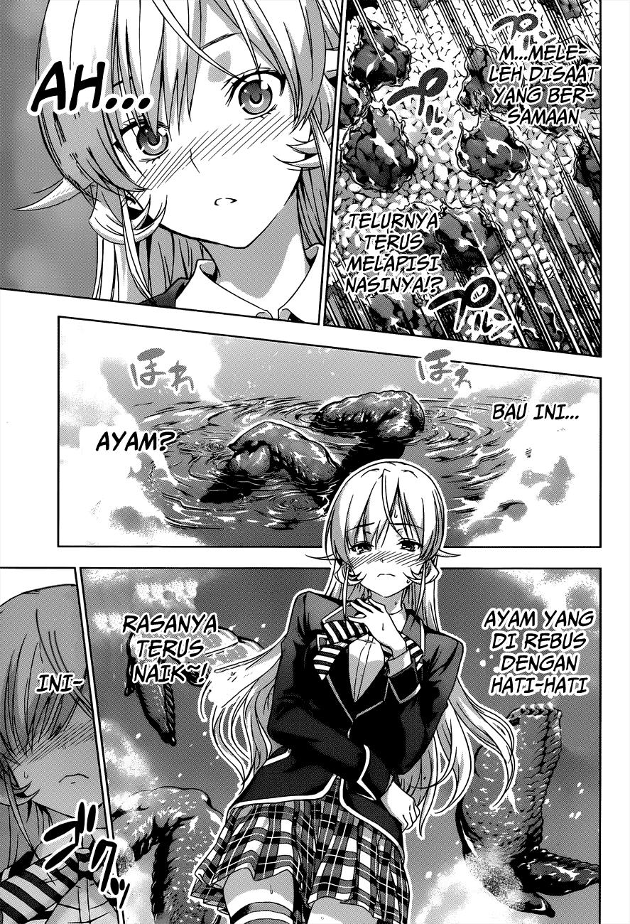 Shokugeki no Souma Chapter 3-7