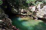 The River Entrance for Cave Tubin - Belize