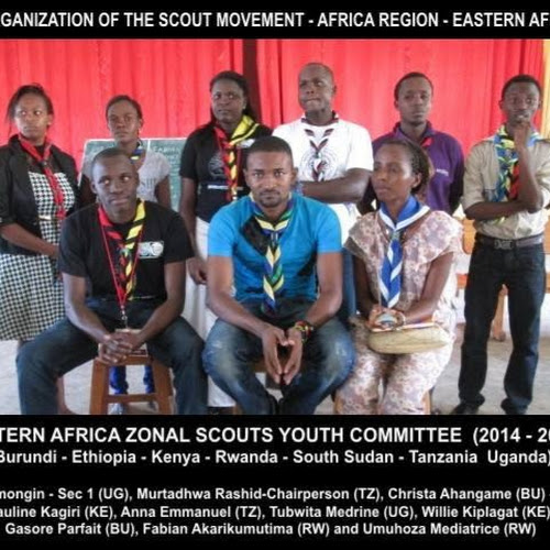 East Africa Zonal Scout Youth Forum images, pictures