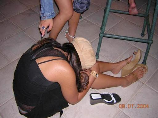 Fotos da mulherada no fim de festa - Parte 9