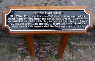 The Village Cross - Monyash