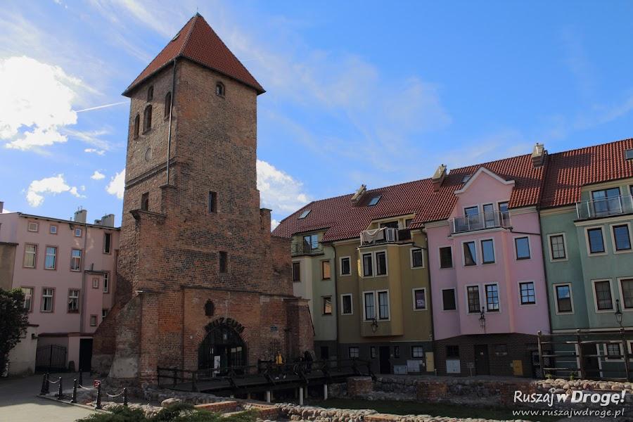 Wieża św. Katarzyny w Bytowie