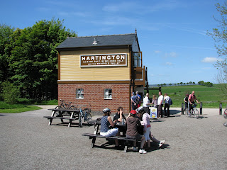 Hartington Station on Tissington Trail