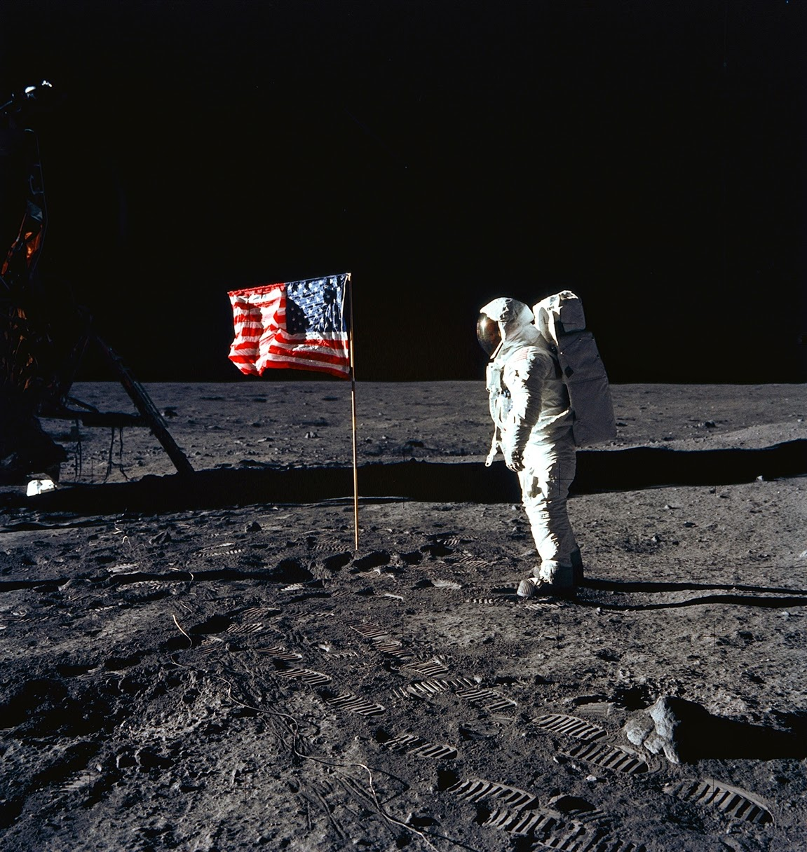 One giant leap for preservation: Protecting Moon landing sites