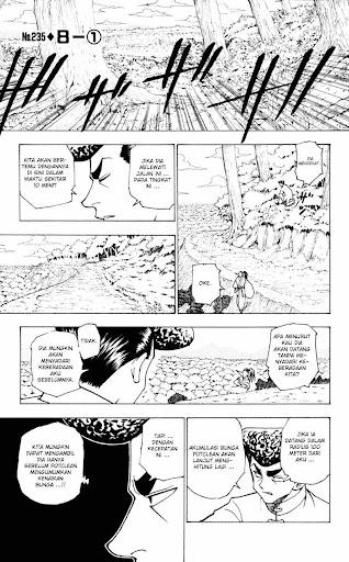 Hunter_x_Hunter 235 Manga Online Page 1