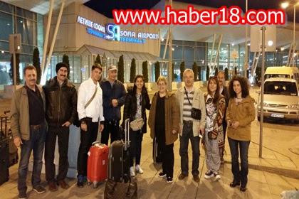 �ank�r� E�itimcileri Bulgaristan'da