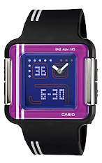 Jam Tangan Pria Tali Karet Casio G-Shcok Casio G-Shock : GA-500-1A