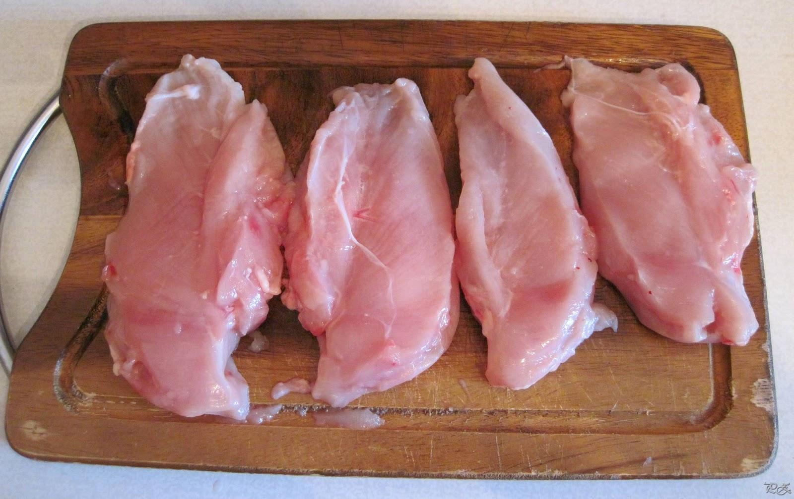 Куриный эскалоп рецепт