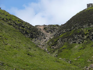 Zooming into the Steep Last Ascent