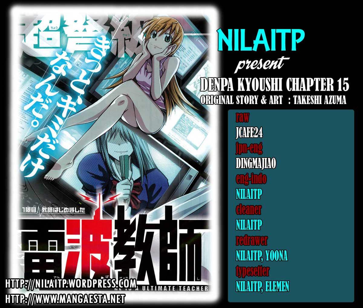 Komik denpa kyoushi 015 16 Indonesia denpa kyoushi 015 Terbaru 1|Baca Manga Komik Indonesia|