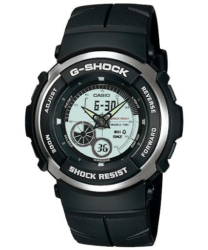 Casio G-Shock : G-301BR-1A
