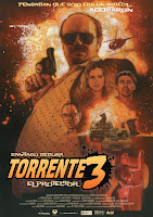 Torrente 3: El protector (2005) online y gratis
