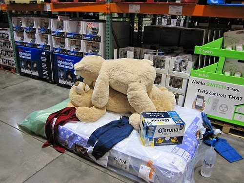 Meanwhile, at Costco