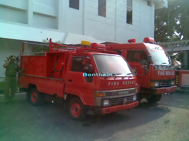 7 Unit Damkar Siap Menghuni Bonthain-9
