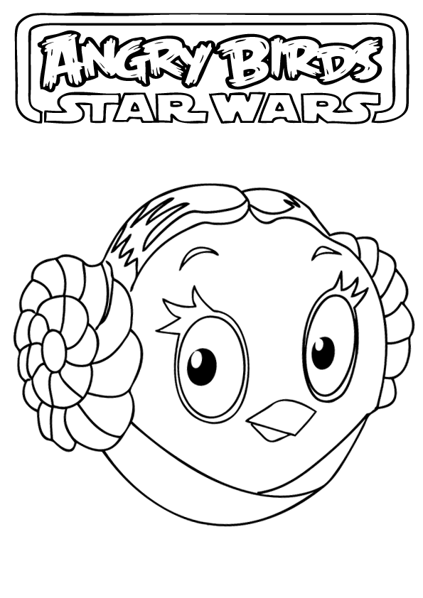 star wars coloring pages online - Top 25 Free Printable Star Wars Coloring Pages