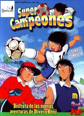 Los Super Campeones  (1983) DVDRip Latino
