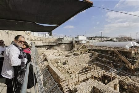 Israel's plans for West Bank archaeotourism criticized