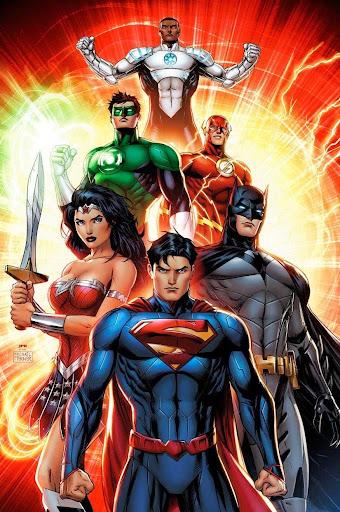 Liên Minh Công Lý: Chiến Tranh - Justice League: War (2014)