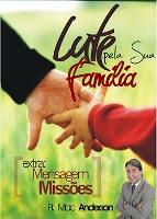 DVD Pr. Mac Anderson Lute Pela Sua Família