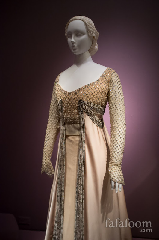 Jean Philippe Worth - House of Worth, Evening dress, 1900s