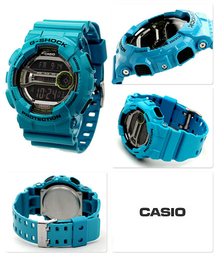 Casio G-Shock : GD-110-2