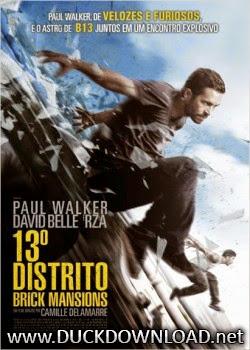 Baixar Filme 13º Distrito DVD-R
