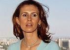 فرار مخفیانه همسر بشار اسد به لندن + عکس