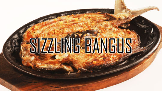 Sizzling Bangus